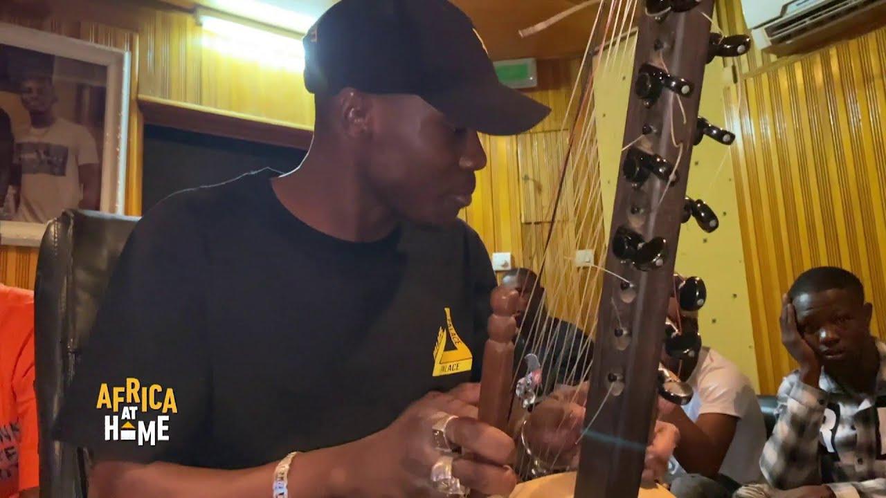 Download Sidiki Diabaté (LIVE) | Africa At Home