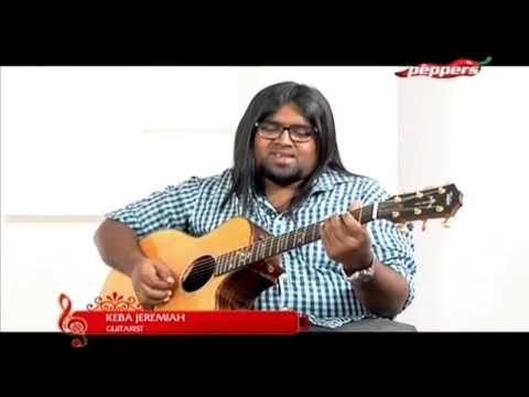 Paa - The Musical Journey - Guitarist Keba Jeremiah | Interview  | The Musical Journey