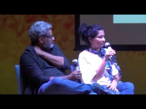 Talk by R. Balki and Ms. Gauri Shinde
