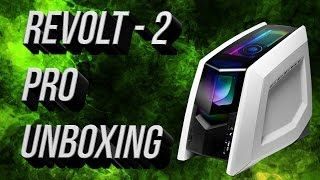 UNBOXING THE iBUYPOWER REVOLT 2 PRO