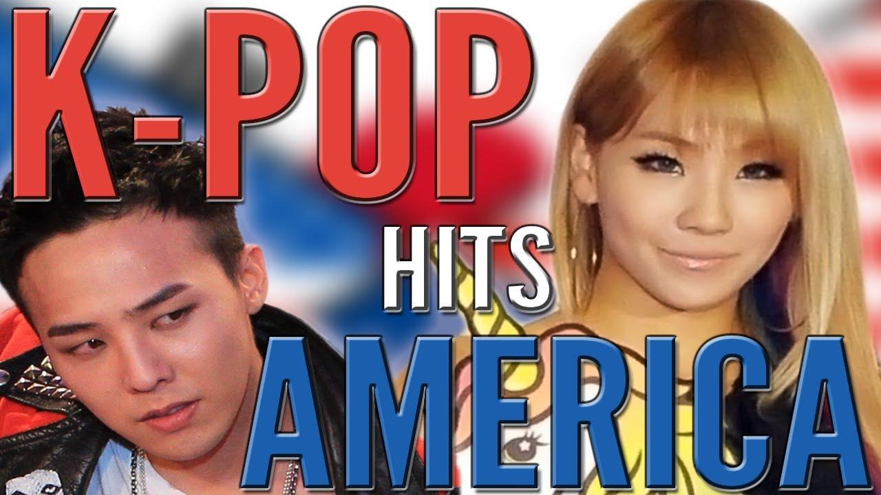K-pop seeks global domination