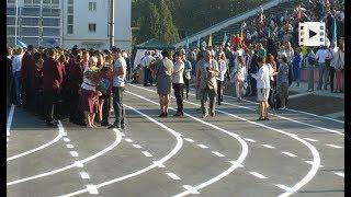 Університет нафти і газу святкує 1 вересня на оновленому стадіоні