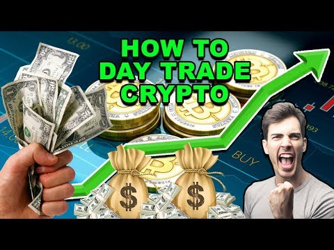 How to Day Trade CryptoCurrency – Binance Day Trading – Day Trade Crypto