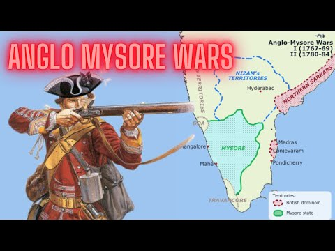 Anglo Mysore Wars | History | Modern India | Upsc | Ssc | Ncert | CBSE