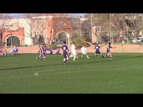 Matthew Carlson Santa Barbara Soccer Club Highlight Video