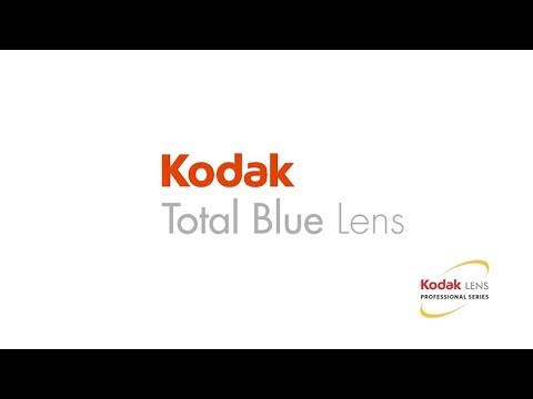 Kodak Total Blue Lens
