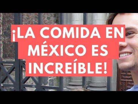 ¡La comida en México es increíble! (Cafe Tacuba) // Greg the Gringo en la Ciudad de México