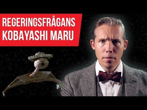 REGERINGSFRÅGANS KOBAYASHI MARU