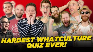 The Hardest WhatCulture Wrestling Quiz Ever