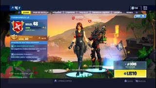 I bought the SKIN of VIUDA NEGRA! FORTNITE- MBC 03