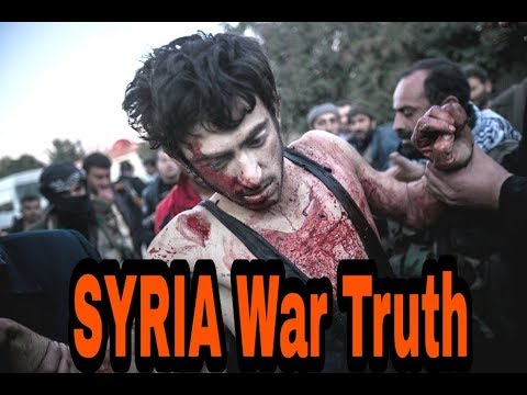 Truth Behind Syria Viral Photos | Syria War Truth | Latest Syria News 17th March 2018