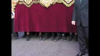 """Semaine Sainte de Séville : La """"danse du paso"""""""