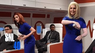 Virgin Flight - SNL