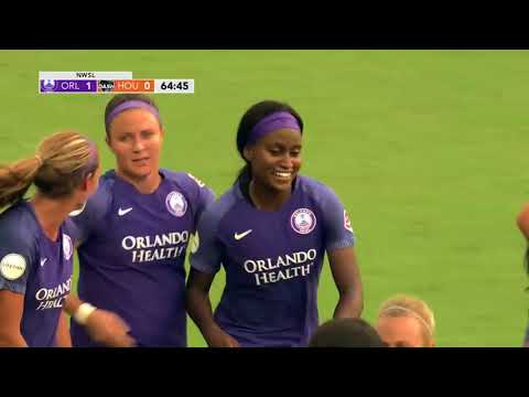 GOAL: Chioma Ubogagu scores her second goal of the year