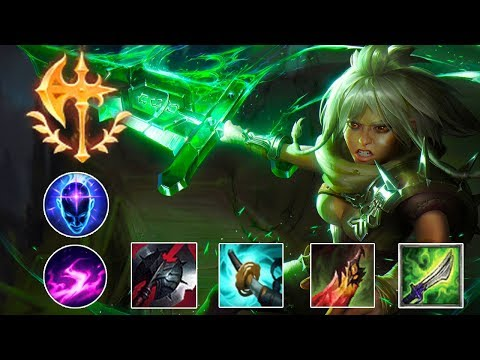Riven Montage 18 - Best Riven Plays | League Of Legends Mid thumbnail