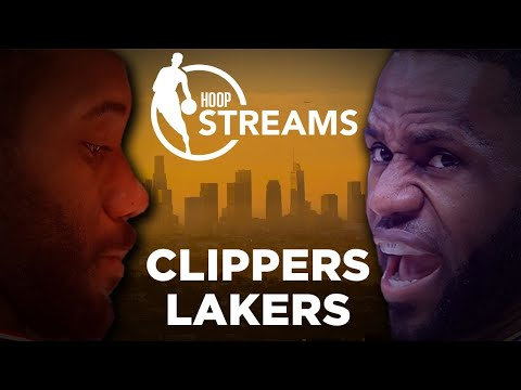 Hoop Streams: Previewing Clippers Vs. Lakers On Christmas Day | ESPN