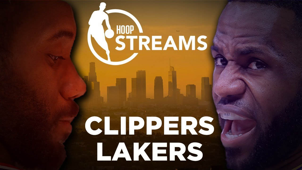 Hoop Streams Previewing Clippers Vs Lakers On Christmas Day Espn