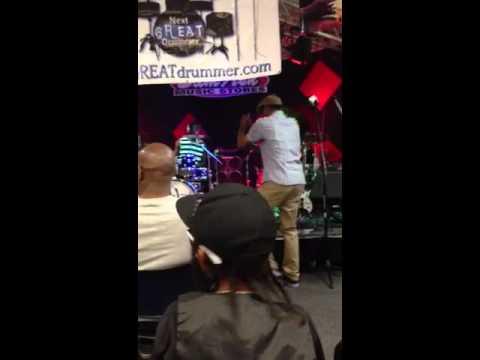 Sam Ash Music Store Drum Competition-Atlanta