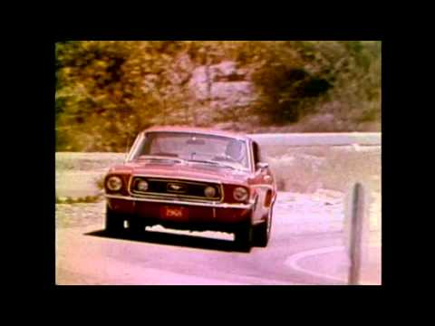 First Generation Ford Mustang 1968 Mustang, 1968 Shelby Mustang GT | AutoMotoTV