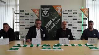 Pressekonferenz zum Spiel gegen Hoffenheim U23 und Hessen Kassel