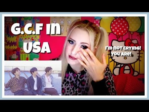 G.C.F In USA REACTION!