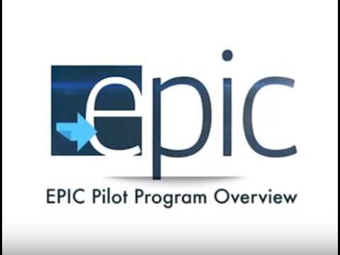 Illinois EPIC Pilot Program Overview English