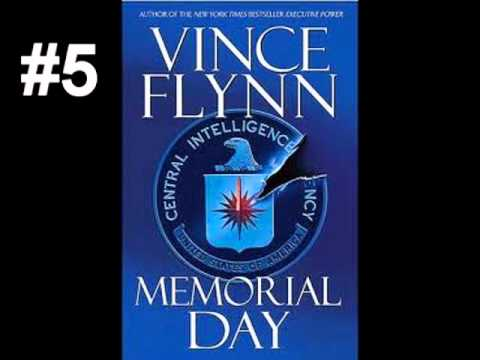 Vince Flynn - 10 Best Books