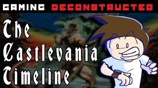 The Castlevania Timeline - Gaming Deconstructed