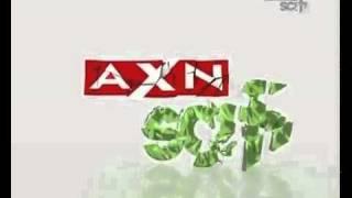 AXN SciFi Player Reclama