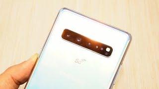هذا هو الهاتف Samsung Galaxy S10 5G!