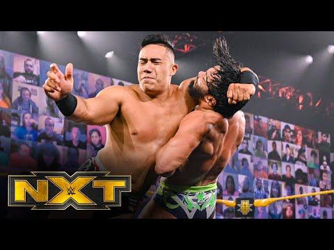 Jake Atlas vs. Tony Nese: WWE NXT, Dec. 2, 2020