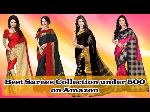afd813e9842 Best Sarees Collection under 500 Rupees from Best Saree Online Store 2017