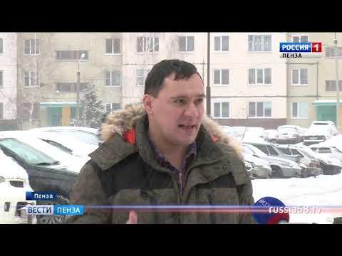 Арбековская застава в Пензе продолжает оставаться без уличного освещения