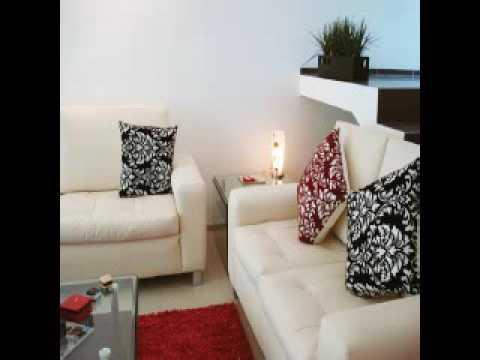 Salas modernas decoraci n de interiores youtube - Youtube decoracion de interiores ...
