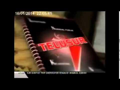 HUTAN LINDUNG TERJARAH TAMBANG ILEGAL - Telusur TV One Part 1