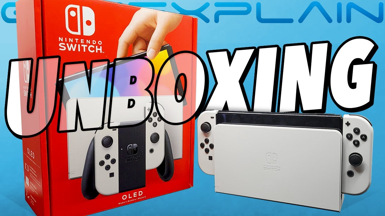 The Nintendo Switch OLED is sold out everywherehere's where to ...