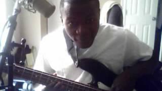 My God Is Good (Double Double) By UCHE AGU BASS GUITAR TUTORIAL