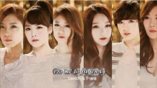 Davichi & T-ara - We Were In Love Czech sub