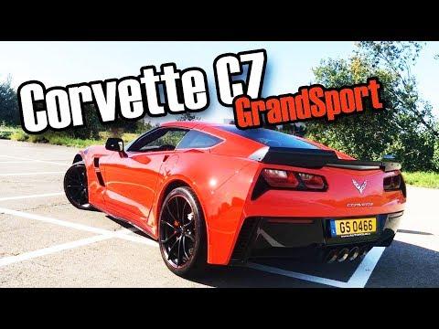 Une journée dans Luxembourg avec une Corvette a 100k€ !!