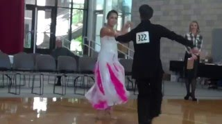 2016 USA Ballroom Dance Competition 3