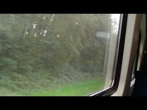 Amsterdam  to Deventer Train trip