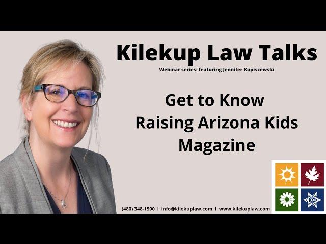 Get to Know Raising Arizona Kids Magazine