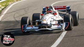 Reynard F3000 Judd - Alexander Hin | St. Agatha 2018