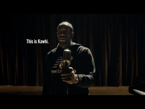 Kawhi Leonard | WE GOT NOW | New Balance