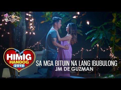 Sa Mga Bituin Na Lang Ibubulong - JM De Guzman | Himig Handog 2018