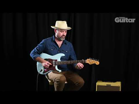 Slide Guitar Lesson: Martin Harley