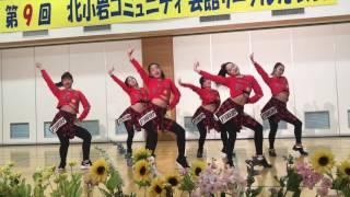 第9回北小岩コミュニティ会館サークル発表会 JAZZDANCE☆TWINKLE【BOOMBAYAH】