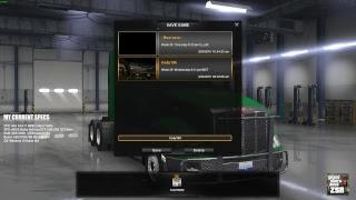 American Truck Simulator - Delivery From Detroit Michigan to Boca Raton Florida!