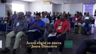 ACORA eligió nueva junta directiva