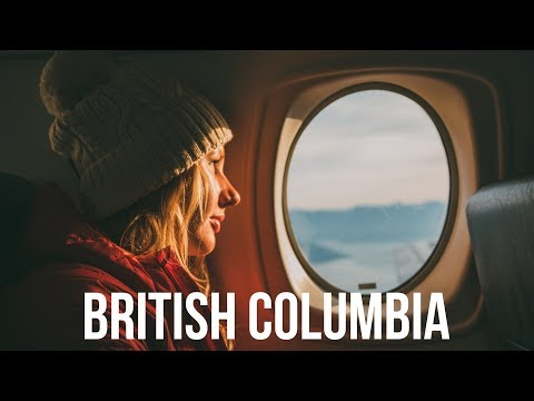 AIR CANADA: HAMBURG ✈ LONDON ✈ VANCOUVER ✈ PORT HARDY 🚌 PORT MCNEIL! ❤